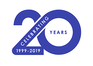 Water Treatment Products Celebrating 20 Years, 1999-2019