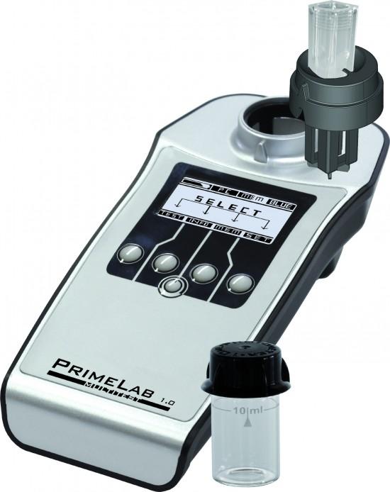 Legionella Testing Using PrimeLab Photometer - Water