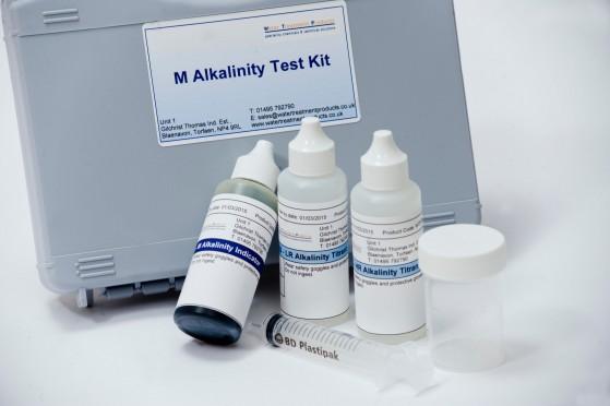 Water Treatment Company Product : M alkalinity test kit water treatment products
