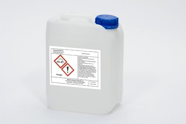 Sanosil S010 disinfectant concentrate