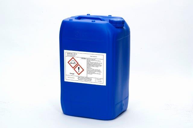 Sanosil S015 disinfectant