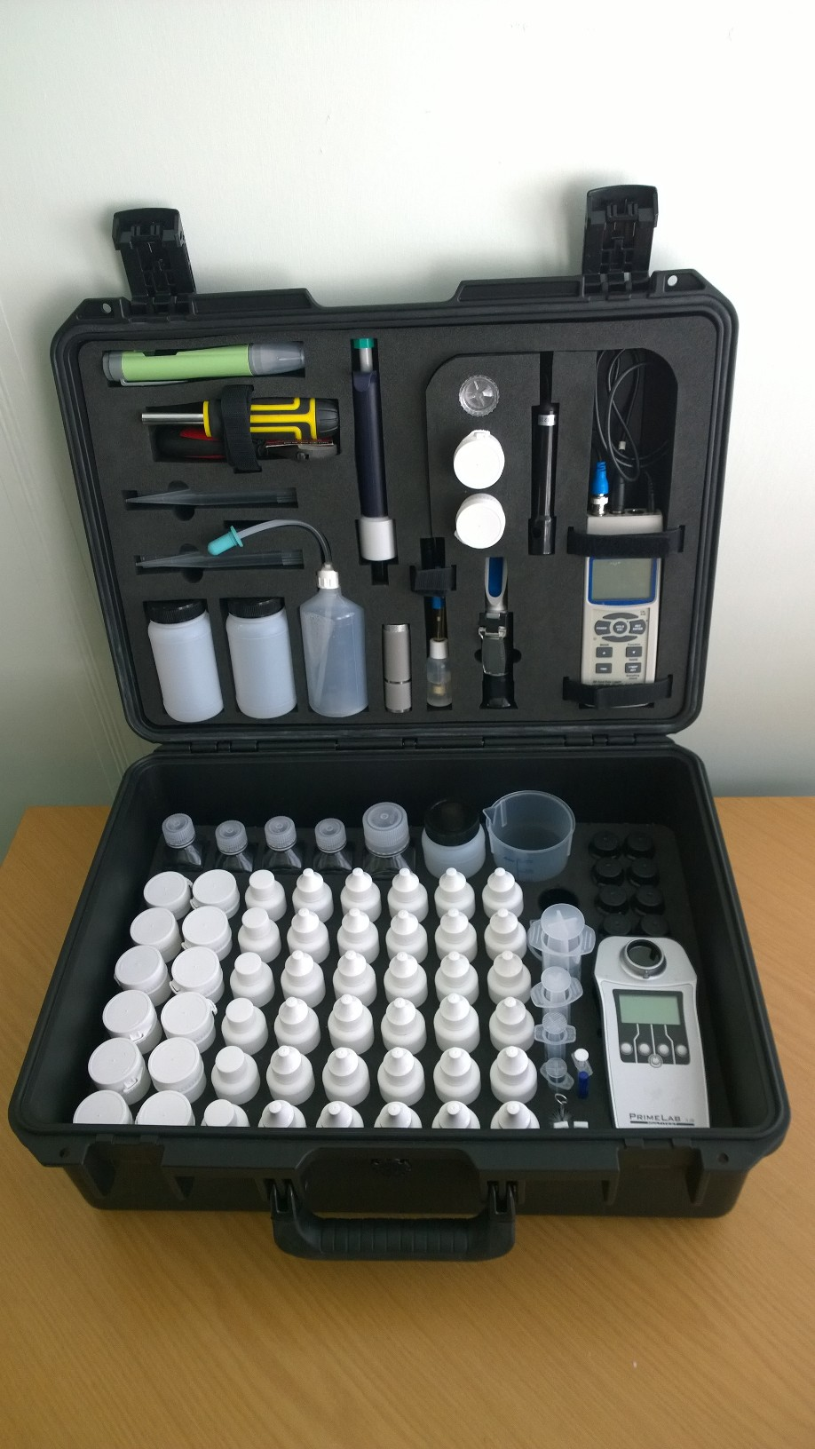 Deluxe Case for PrimeLab Photometer