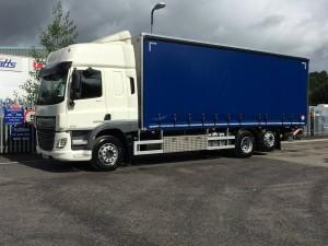 New DAF Truck