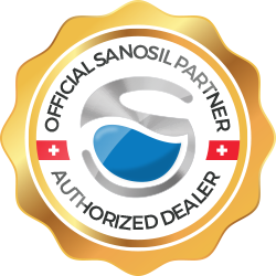 Sanosil Badge